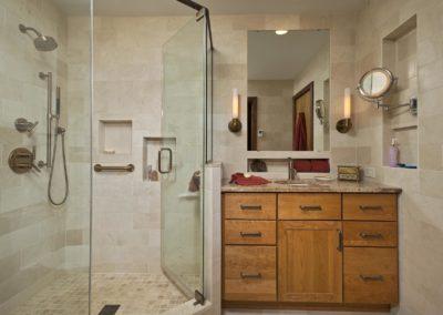 Bathroom Remodel, Saratoga Lake NY