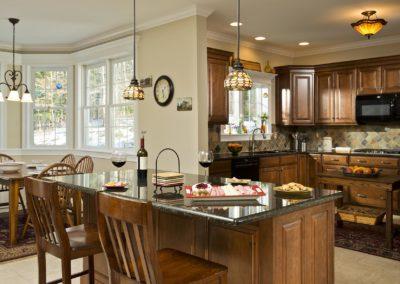 Kitchen Restoration, Saratoga NY